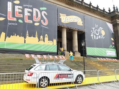 Tour de France comes to Leeds