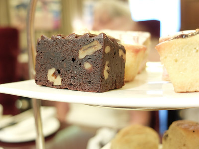 afternoon tea at The Grosvenor in London