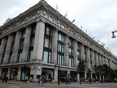 Selfridges, London