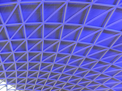 Ceiling of Kings Cross London