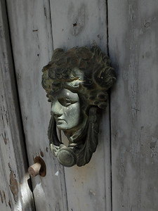Kritsa door-knocker