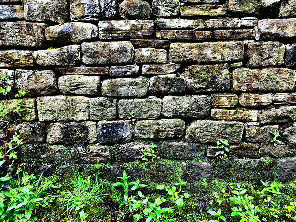 Texture of wall