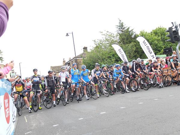 Otley cycle race